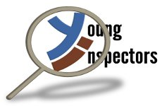 Young inspectors logo colour with words230 150