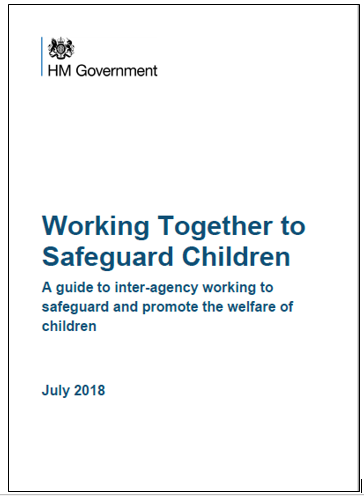 Working Together to Safeguard Children 2018