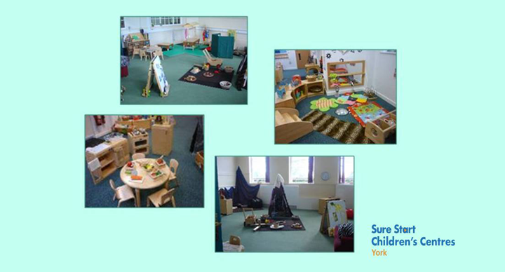 720 Childrens Centres Rooms