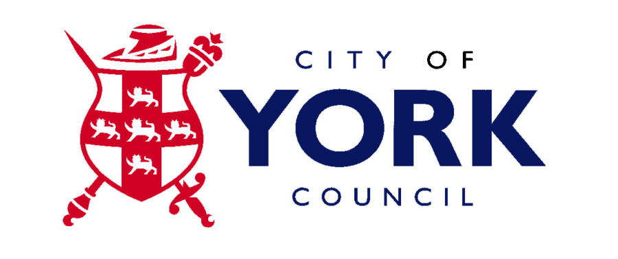 City of York Council logo 900x378